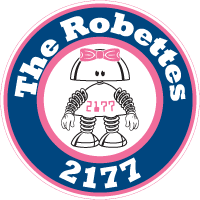 The Robettes Retina Logo